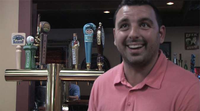 Horizon Brewing Company Helps Stock The Riv With Beers on Tap that the Customers Want